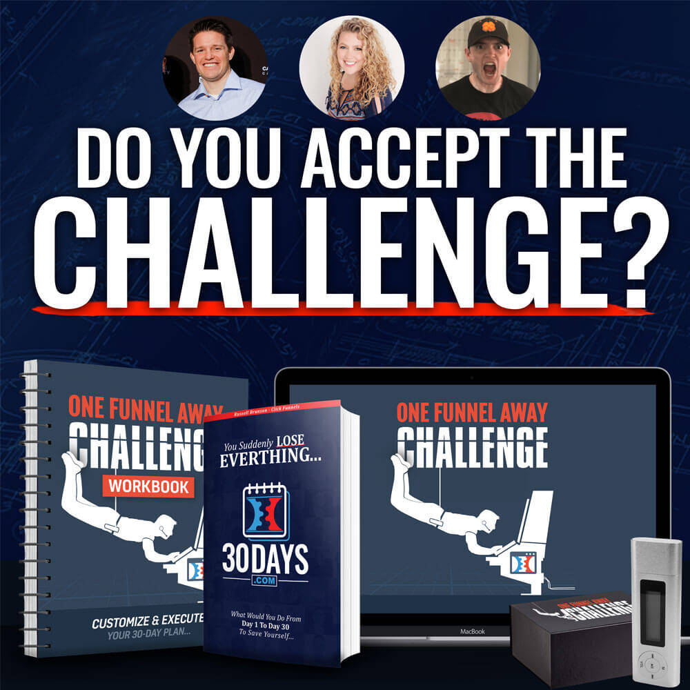 What is One Funnel Away Challenge? Can You Do It?